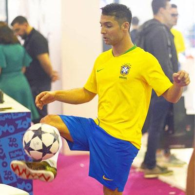 Fußball Künstler Ausstellung & Messe