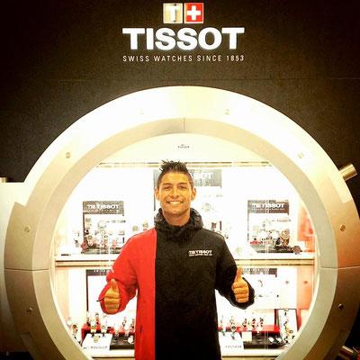 Saki Tissot Fussball Freestyler