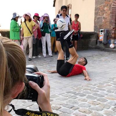Football Freestyler Saki - PUMA