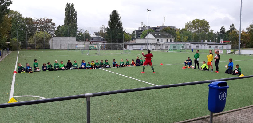 Fußball Privattraining