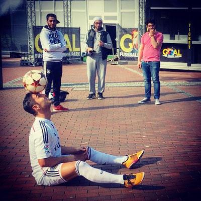 Fußball Künstler