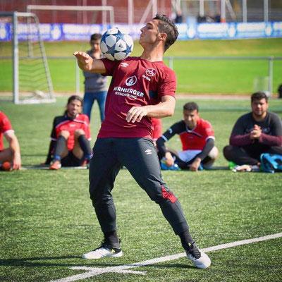 1 FC Nürnberg  Saki Fussball Freestyler