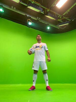 Sportmodel Fussball Film