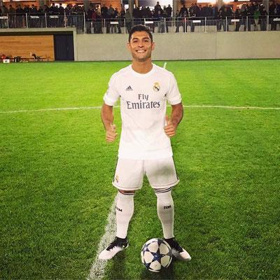 Real Madrid - Saki - Liechtenstein