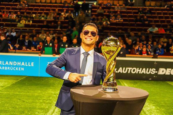 Legends Cup Saabrücken Saki