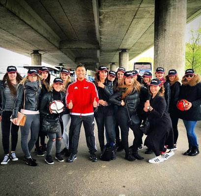 Fussball Freestyler für Roadshows und Promo