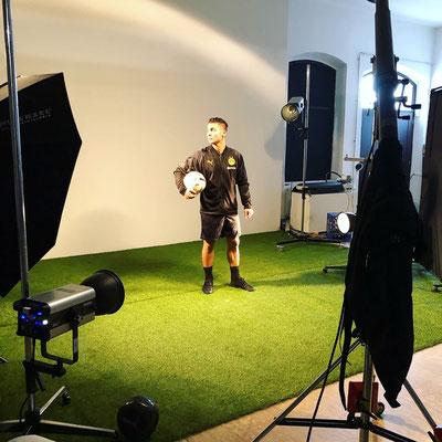Fussball Sportmodel Saki Freestyler