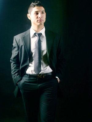 Fotomodel für Business Aufnahmen