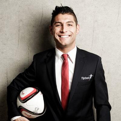 Fußball Freestyler zur Produktpräsentation und Markenbotschafter
