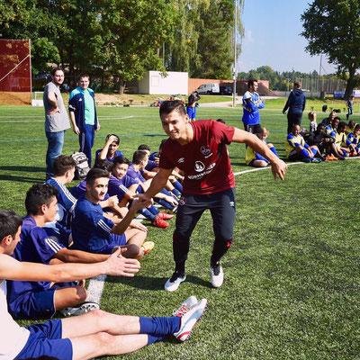 1.FC Nürnberg - Fussball Künstler