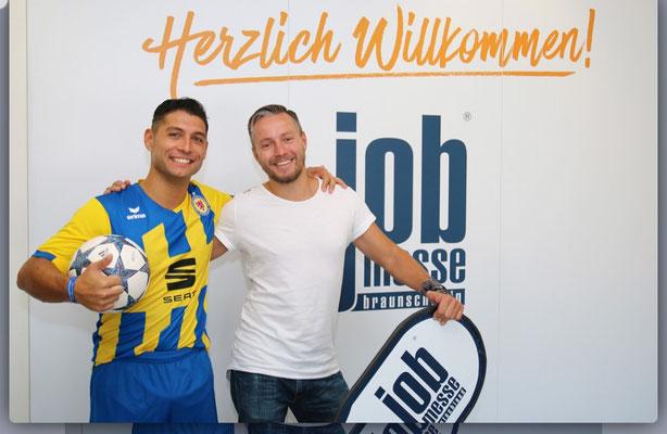 Jobmesse Braunschweig Fußball