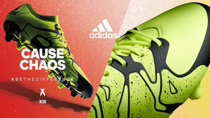 Adidas Fussballschuh