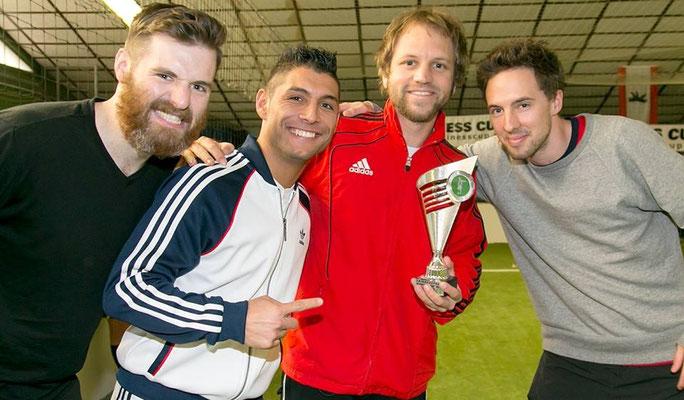 Fussball Freestyler bei Auszeichnungen und Sportlerehrungen
