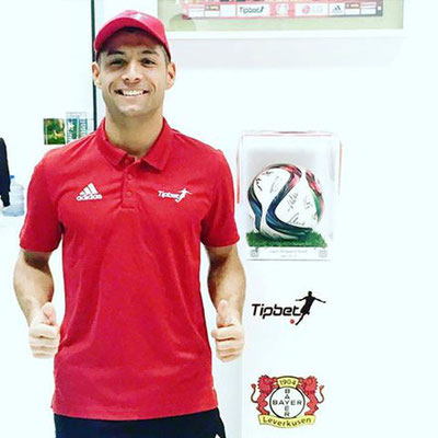 Fußball Freestyler für Bundesligaclubs