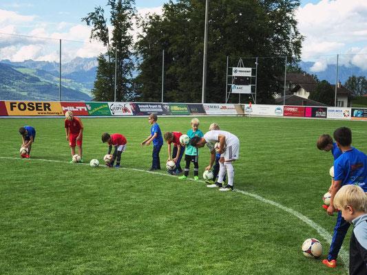 Fussball Workshop