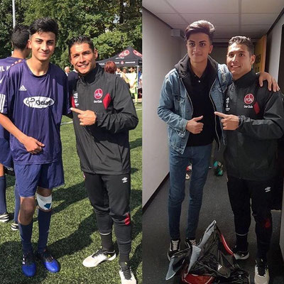 Willkommen im Fußball-Cup - Fussball Künstler