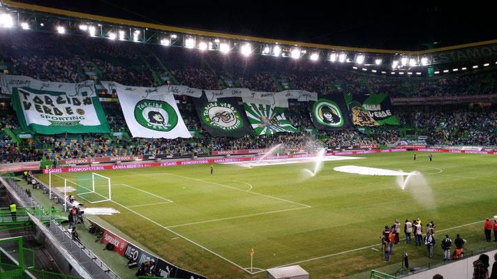 Sporting Lissabon Stadium