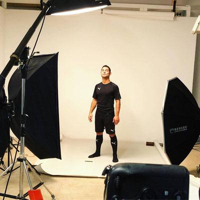 Fußball Freestyler - Sportmodel Puma
