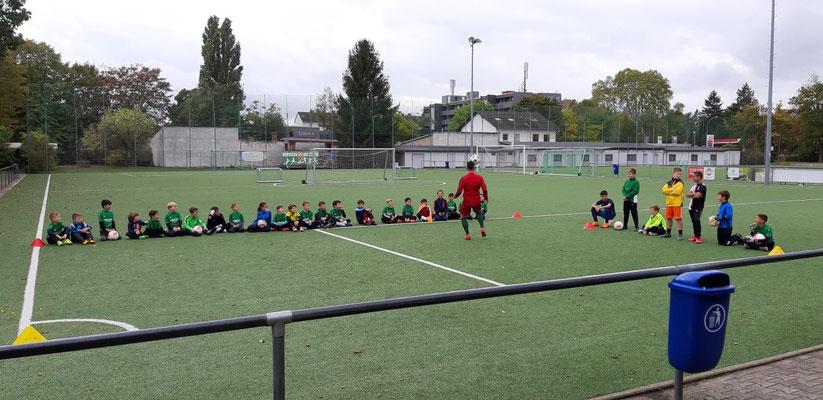 TSG Mainz Kastel Fußball Freestyler