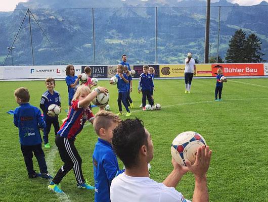 Fussballverein FC Triesenberg
