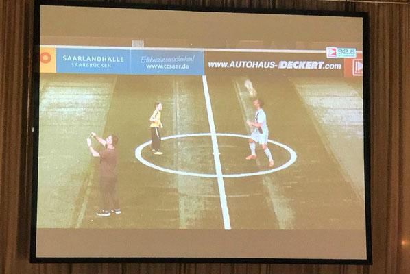 Fussball Freestyler - Legends Cup Saarbrücken
