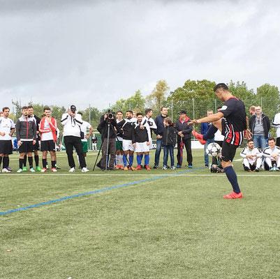Volkswagen Cup Saki Fußball Freestyler