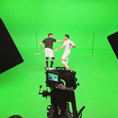 Fussball Freestyler Film und Fernsehen