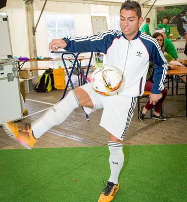 Fußball Freestyler