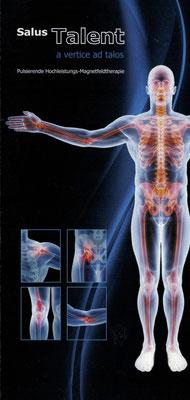 Pulsierende Hochleistung-Magnetfeldtherapie