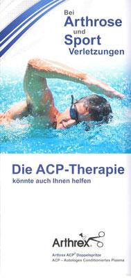 Eigenplasma ACP-Therapie