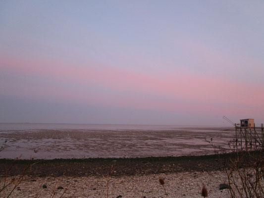 Strand bei La Rochelle