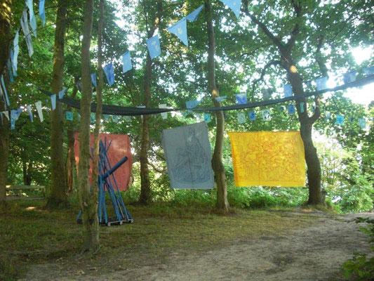 Kunst im Wald RiiSkov