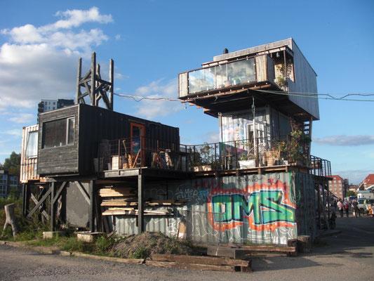 Container-Wohnen