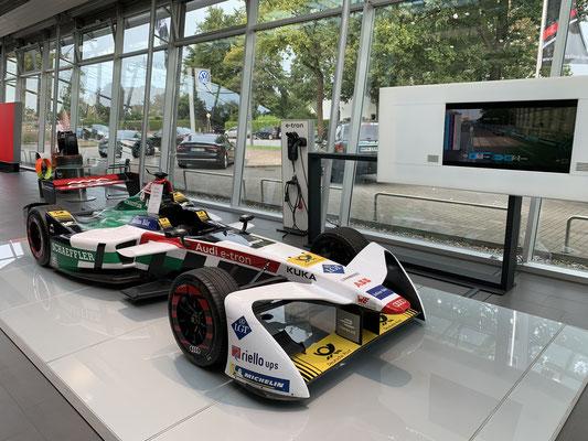 Formel E Showcar