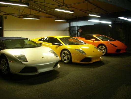 Lamborghini Autovermietung Berlin