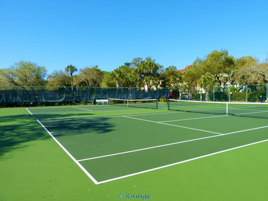 Midnight Cove II Siesta Key - tennis courts are waiting for you