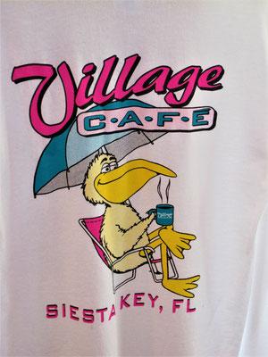 Siesta Key Village Cafe - a must
