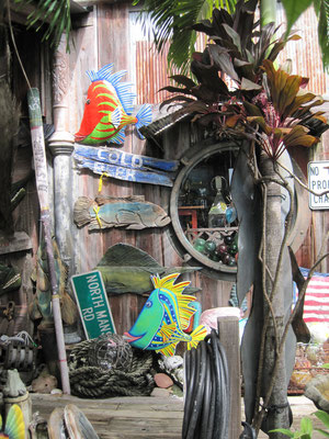 Siesta Key - Marine flea market store