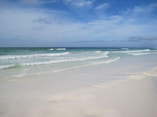 Siesta Key - World's findest whitest sands