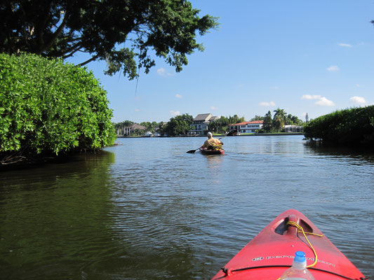 Direct water access - rent a kayak and enjoy your day on the water Siesta Key