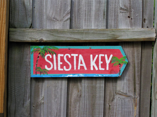 Siesta Key - The place to unwind