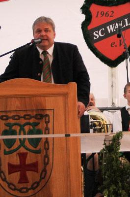 Bürgermeister Klaus Thurnhuber
