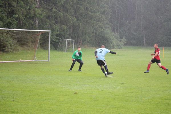 Testspiel bei der SG Baiernrain / Dietramszell , Juli 2021
