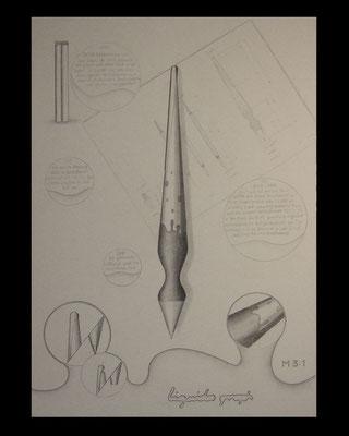 Graphit: Stift Liquidograph (Bleistift)