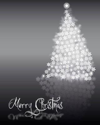 Weihnachtskartenmotiv