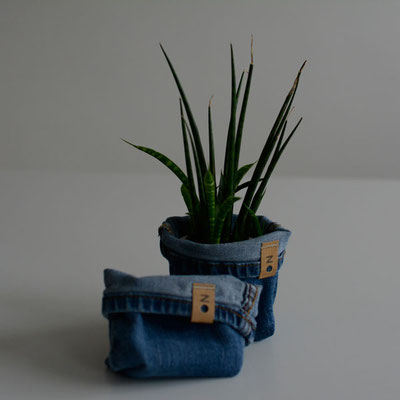 LegBag (Jeans-Recycling)