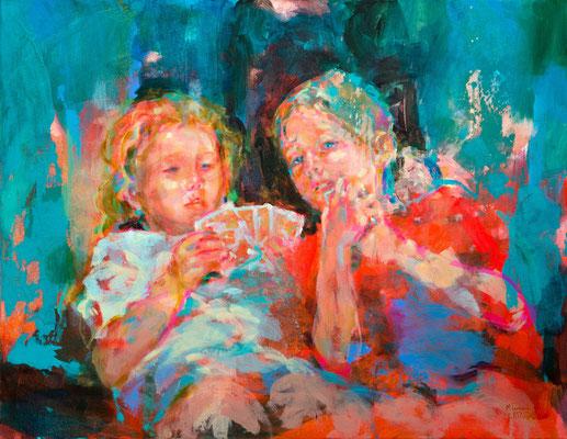 """""""Dulieu"""" Comission 90 x 70 cm"""