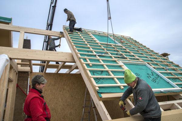 Dachdecker Dachsanierung Dachbeschichtung Zimmerarbeiten Holzbau Fotos Videos Drohnen Rastatt Karlsruhe Bühl Gaggenau