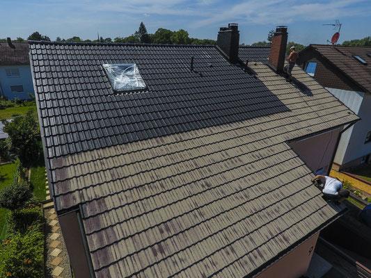 Fotos Videos Dächer Drohnen Holzbau Dachdecker Rastatt Karlsruhe Bühl Baden-Baden Gaggenau