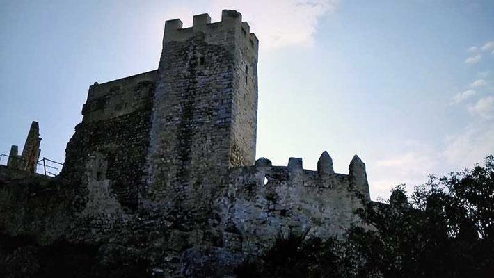 Castillode Xirvet en Castellón (España).